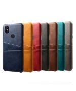Кожаный чехол накладка Epik Pocket для Meizu Note 9