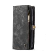 Чехол-кошелек CaseMe Retro Leather для Apple iPhone 11, Black