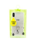 Прозрачный силиконовый чехол-накладка Oucase для Apple iPhone XS Max