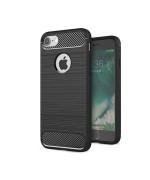 Чехол накладка Polished Carbon для iPhone 7 / iPhone 8
