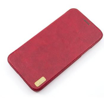 Кожаный чехол-книжка XO Creative case для Apple iPhone X / XS