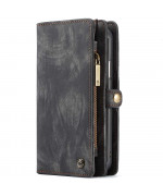 Чохол-гаманець CaseMe Retro Leather для Apple iPhone 11 Pro Max, Black