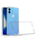 Прозрачный силиконовый чехол Slim Premium для Apple iPhone 11