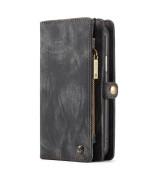 Чохол-гаманець CaseMe Retro Leather для Apple iPhone Xs Max, Black