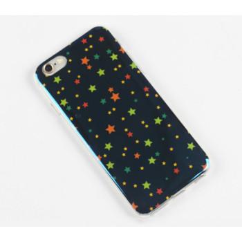 """Cиликоновый чехол для iPhone 6 """"Stars"""""""