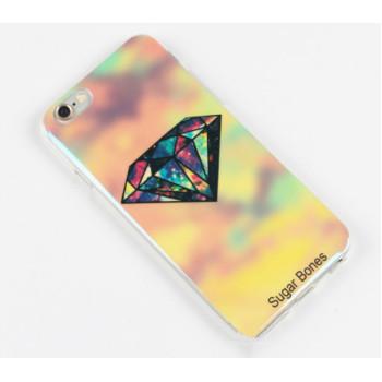 """Cиликоновый чехол для iPhone 6 """"Sugar Bones"""""""