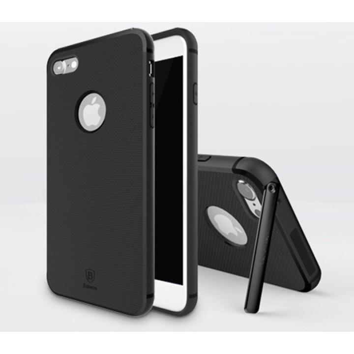 Чехол BASEUS Hidden Bracket для iphone 7 plus Black