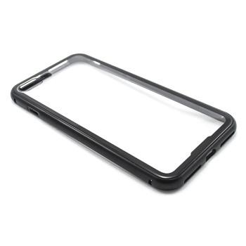 Накладка бампер магнит Metal Frame для Apple iPhone 7 plus / iPhone 8 plus, Black
