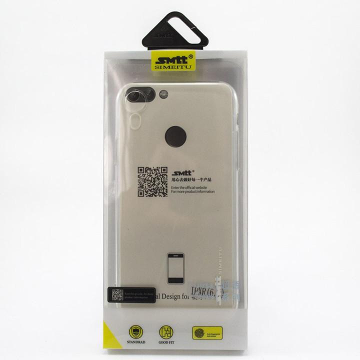 Прозрачный защитный чехол SMTT Simeitu для iPhone XR 6.1
