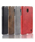 Шкіряний чохол накладка Epik для Nokia 1 Plus