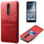 Кожаный чехол накладка Epik Pocket для Nokia 4.2