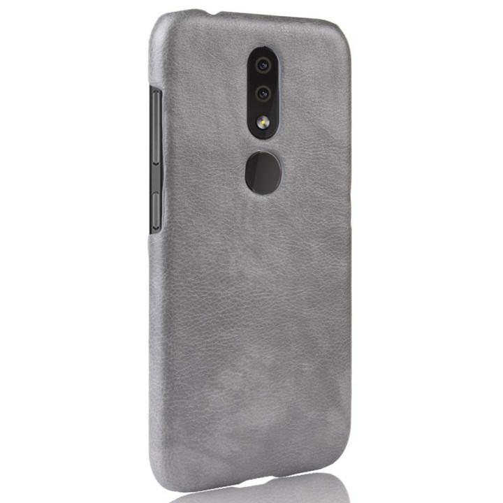Кожаный чехол накладка Epik для Nokia 4.2
