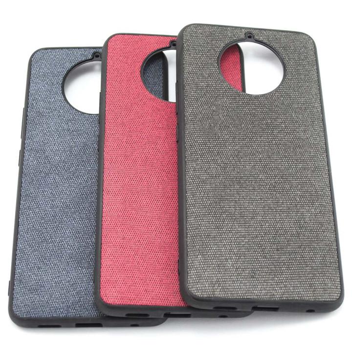 Чехол накладка Epik Textile для Nokia 9 Pureview