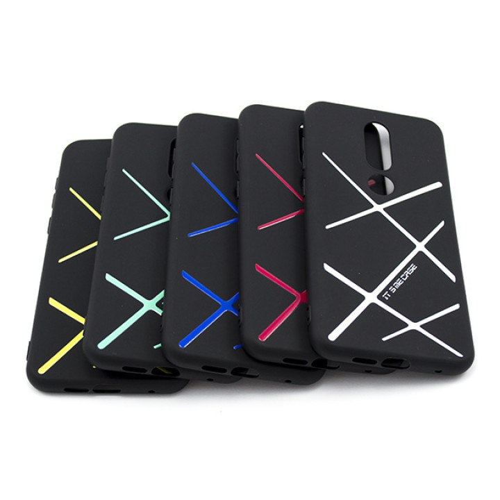 Чохол накладка it's mecase для Nokia X6 ТПУ / Nokia 6.1 Plus