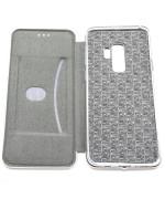 Шкіряний чохол-книжка Premium Edge для Samsung Galaxy S9