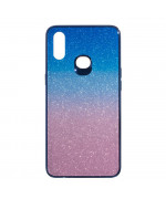 Чехол-накладка Glass Case Ambre для Samsung Galaxy A10s
