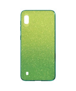 Чехол-накладка Glass Case Ambre для Samsung Galaxy A10