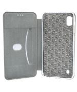 Кожаный чехол-книжка Premium Edge для Samsung Galaxy A10 (A105)