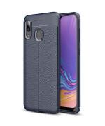 Чехол накладка Auto Focus для Samsung Galaxy A20 / A30 (2019)