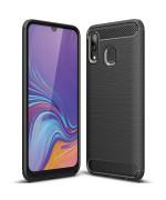 Чохол накладка Polished Carbon для Samsung Galaxy A20 / A30 (2019)