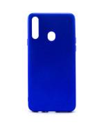 Чехол-накладка New Silicone Case для Samsung Galaxy A20s