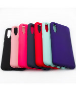 Чохол-накладка New Silicone Case для Samsung Galaxy A505 (A50) / A30s