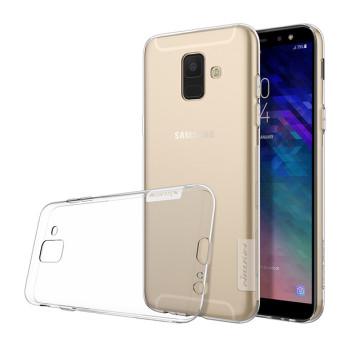 Прозорий силіконовий чохол Nillkin Nature TPU case для Samsung Galaxy A6 2018