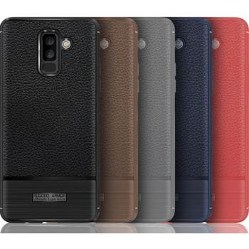 Чехол-накладка с TPU Rugged Armor для Samsung Galaxy A6 Plus 2018