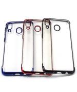 Силиконовый чехол Clear Case для Samsung Galaxy M20