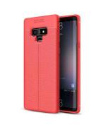 Чехол накладка Auto Focus для Samsung Galaxy Note 9 Red