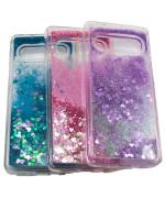 Силиконовый чехол накладка Epik Bling Sand Case для Samsung Galaxy S10 Plus