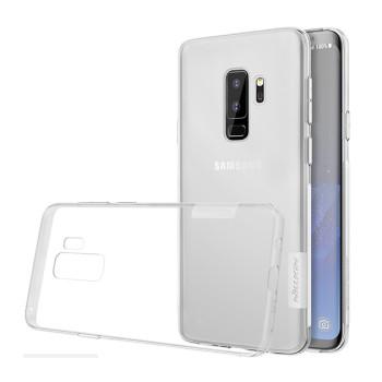 Прозрачный силиконовый чехол Nillkin Nature TPU case для Samsung Galaxy S9 plus