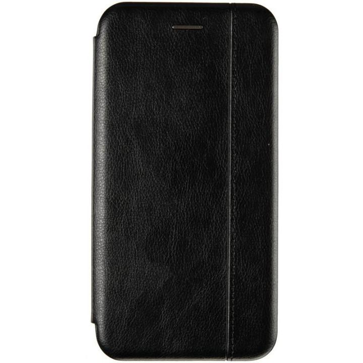 Кожаный чехол-книжка Gelius Book Cover Leather для Samsung Galaxy A70, Black