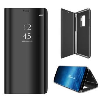 Чехол книжка зеркало Clear View Cover для Samsung Galaxy S8