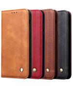 Кожаный чехол книжка Epik для Samsung Galaxy A50 (A505) / A30s