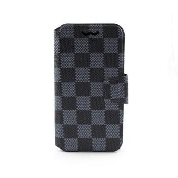 """Универсальный чехол книжка Louis Vuitton для смартфонов 5"""""""
