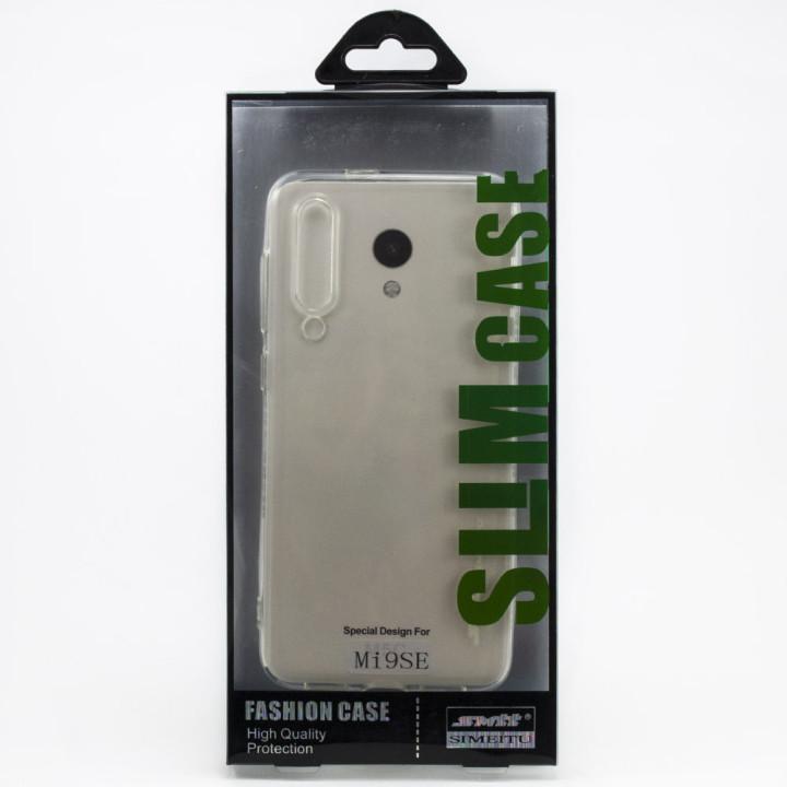 Защитный чехол SMTT Simeitu для Xiaomi Mi 9 SE (Прозрачный)