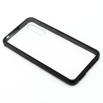 Накладка бампер магнит Bakeey Metal Frame 360° для Xiaomi Mi CC9, Black