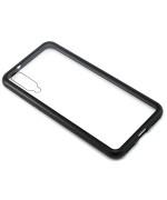 Накладка бампер магнит Bakeey Metal Frame для Xiaomi Mi CC9, Black