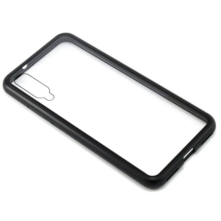Накладка бампер магніт Bakeey Metal Frame  для Xiaomi Mi CC9, Black