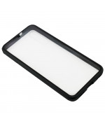 Накладка бампер магнит Bakeey Metal Frame 360° для Xiaomi Mi CC9e/ Mi A3, Black