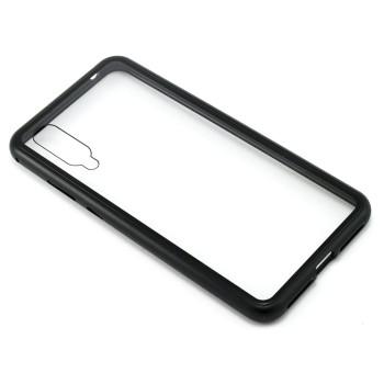 Накладка бампер магнит Bakeey Metal Frame для Xiaomi Mi CC9e/ Mi A3, Black