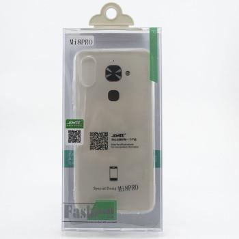 Прозрачный защитный чехол SMTT Simeitu для Xiaomi Mi 8 Pro