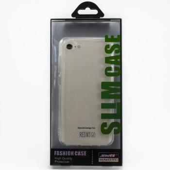 Защитный чехол SMTT Simeitu для Xiaomi Redmi Go (Прозрачный)