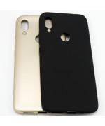 Силиконовый матовый чехол накладка ROCK для Xiaomi Redmi Note 7