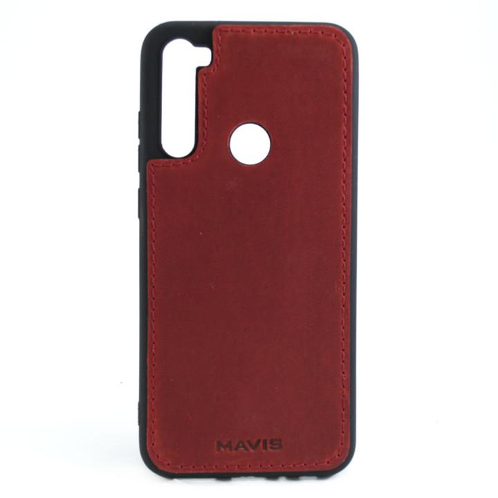 Чехол-накладка Mavis Leather Case для Xiaomi Redmi Note 8T