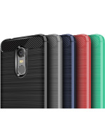 Чехол накладка Polished Carbon для Xiaomi redmi 5 Plus