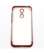 Силиконовый чехол Clear Case для Xiaomi Redmi 5 Plus