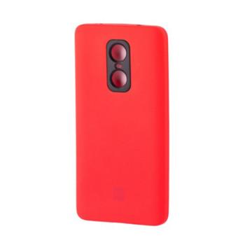 Чехол-накладка Silicone Case для Xiaomi Redmi Note 4/4X