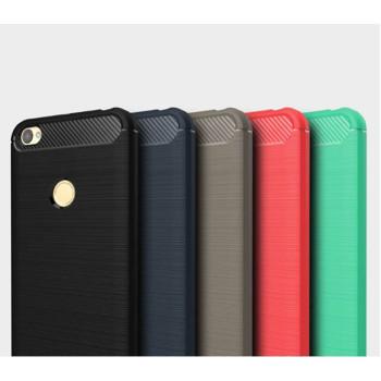 Чехол накладка Carbon для Xiaomi Redmi Note 5A Prime/ Note 5A / Y1